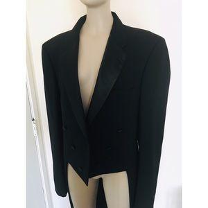 Christian Dior Tuxedo Blazer Jacket